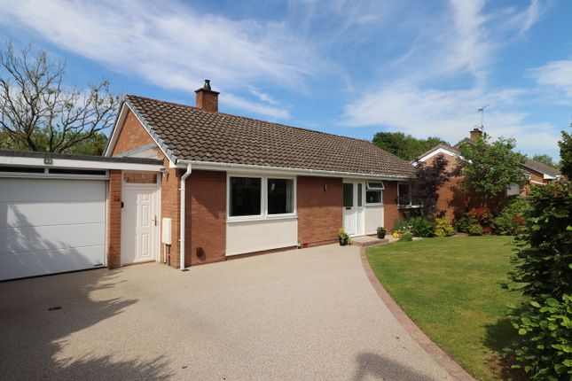 Thumbnail Detached bungalow for sale in Lowry Hill Road, Lowry Hill, Carlisle