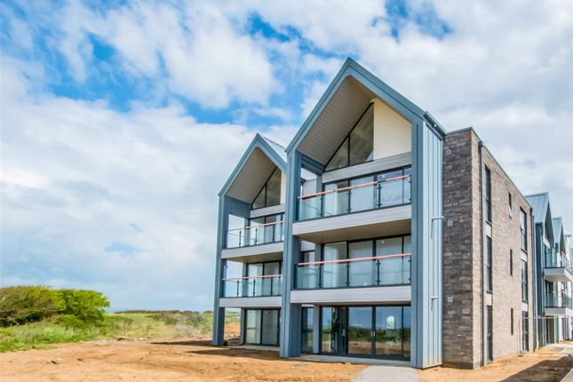 Thumbnail Flat for sale in Apartment 61, The 18th At The Links, Rest Bay, Porthcawl, Glamorgan