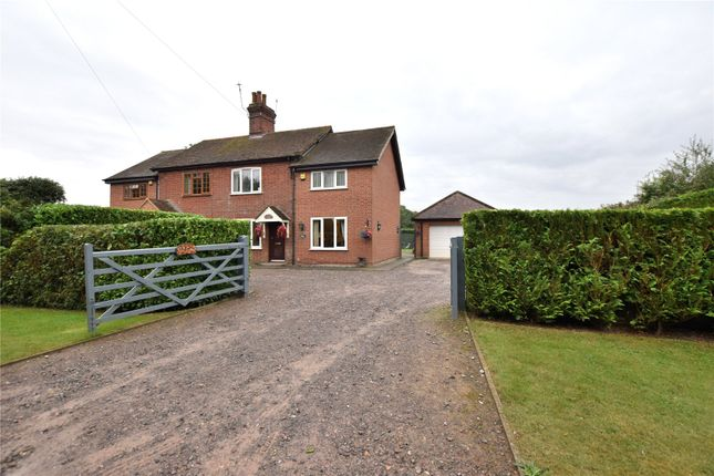 Thumbnail Semi-detached house for sale in Burton End, Stansted
