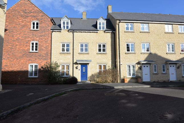 Thumbnail Terraced house to rent in Cherry Tree Way, Carterton