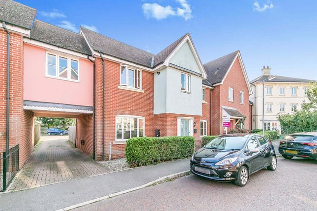 Thumbnail Terraced house for sale in Avitus Way, Highwoods, Colchester