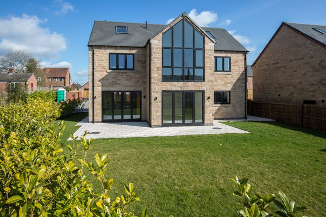 Thumbnail Detached house for sale in Main Road, Hulland Ward, Ashbourne
