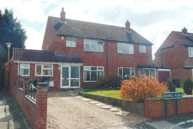 4 bed semi-detached house for sale in Oxhill Road, Shirley, Solihull