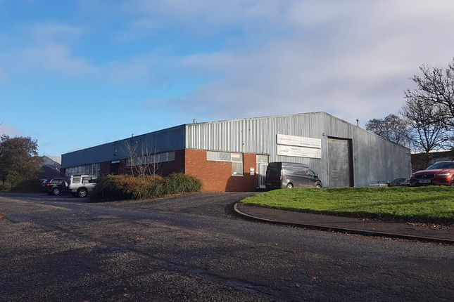 Thumbnail Light industrial for sale in Beechfield Road, Willowyard Industrial Estate, Beith
