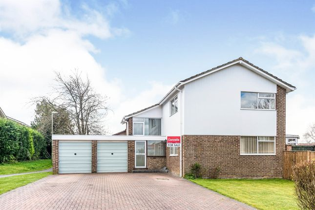 4 bed detached house for sale in Lupin Close, Basingstoke RG22