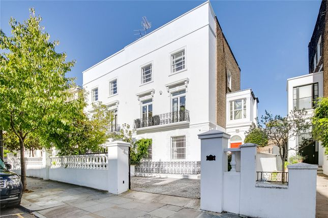 Thumbnail Semi-detached house for sale in Chepstow Villas, Notting Hill, London