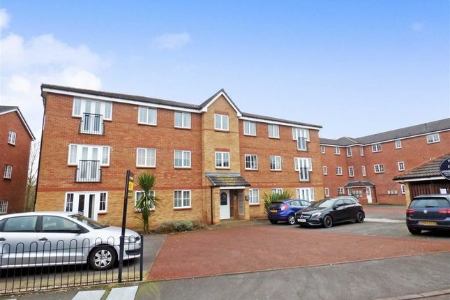 Thumbnail Flat for sale in Trent Bridge Close, Trentham Lakes, Stoke-On-Trent