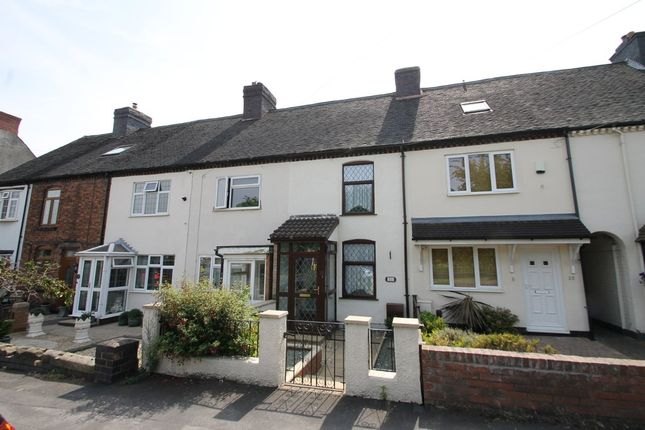 Thumbnail Terraced house for sale in Boot Hill, Grendon, Atherstone