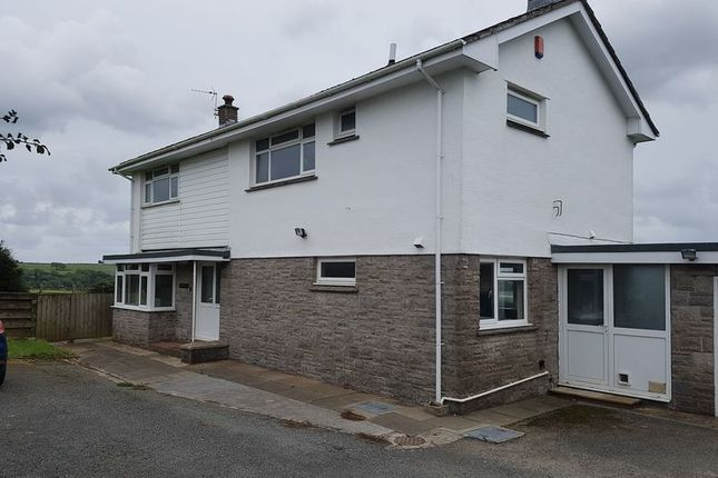 Thumbnail Detached house to rent in Burton, Milford Haven