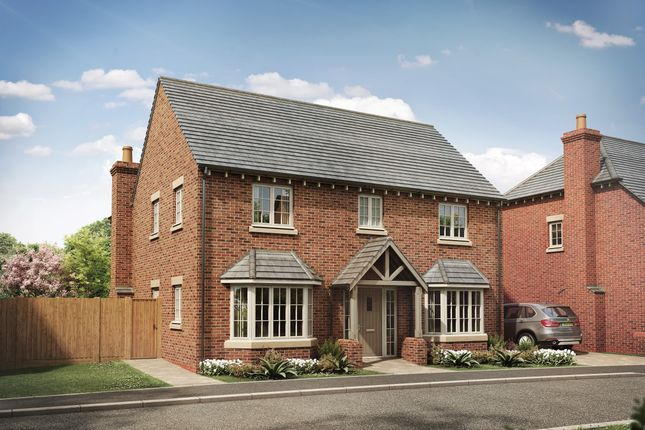 Thumbnail Detached house for sale in The Holt, Binton, Stratford-Upon-Avon