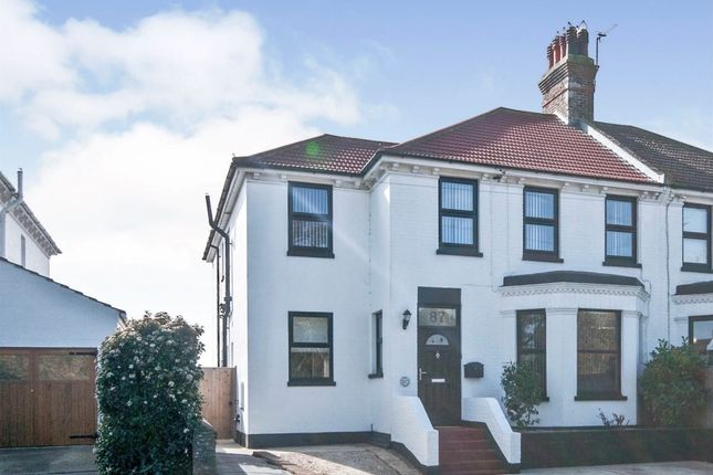 6 bed semi-detached house for sale in Rattle Road, Westham, Pevensey BN24