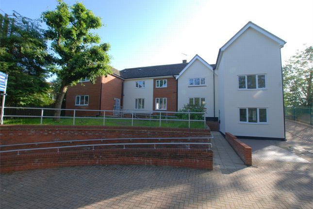 Thumbnail Flat to rent in High Street, Great Yeldham, Halstead, Essex