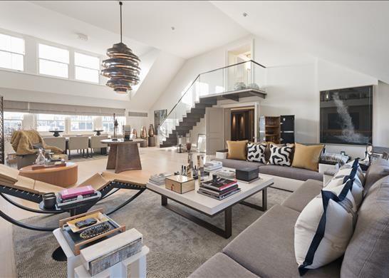 Thumbnail Flat to rent in Grosvenor Crescent, Belgravia, London