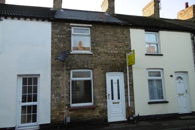 Thumbnail Terraced house to rent in Rose Lane, Biggleswade