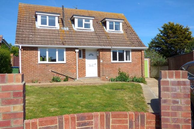 Thumbnail Detached house to rent in Rose Walk, Seaford