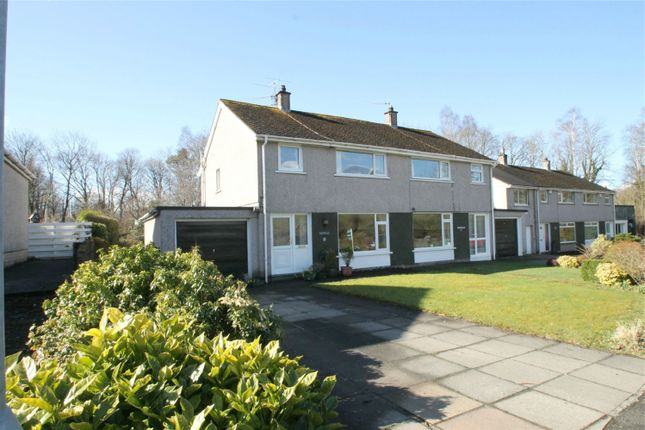 Thumbnail Semi-detached house for sale in 4 Briar Rigg, Keswick, Cumbria