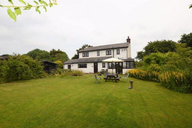 Thumbnail Detached house for sale in Ulnes Walton Lane, Ulnes Walton