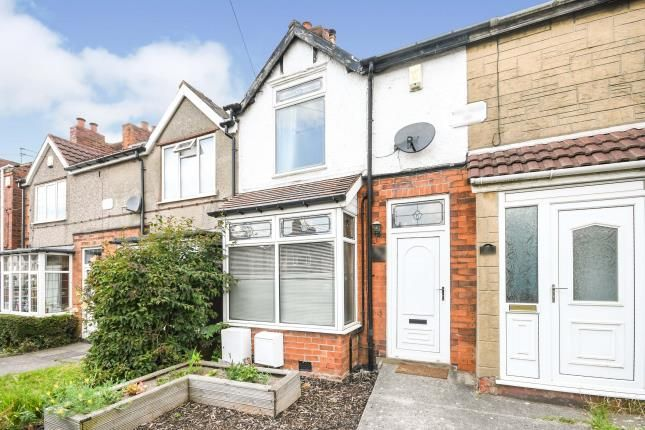 2 bed terraced house for sale in Williamthorpe Road, North Wingfield, Chesterfield, Derbyshire S42