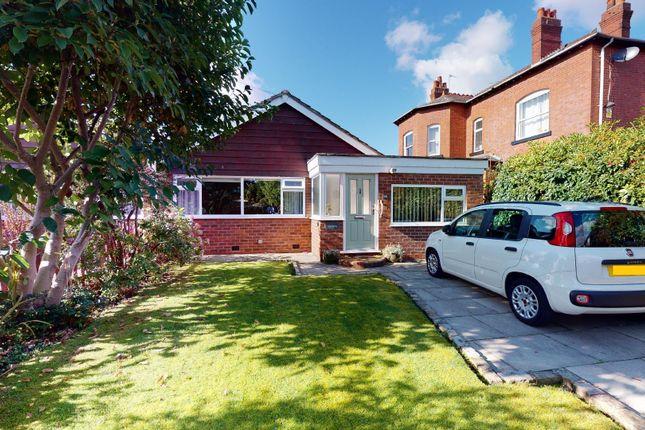 Thumbnail Semi-detached bungalow for sale in Brooklyn Avenue, Flixton, Urmston, Manchester