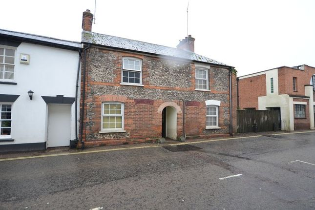 Thumbnail Terraced house to rent in Bell Street, Whitchurch