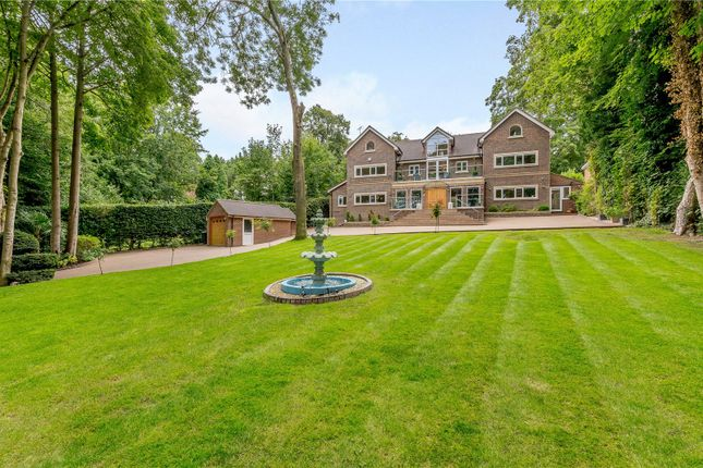 Thumbnail Detached house for sale in Kingfisher Lure, Loudwater, Rickmansworth, Hertfordshire