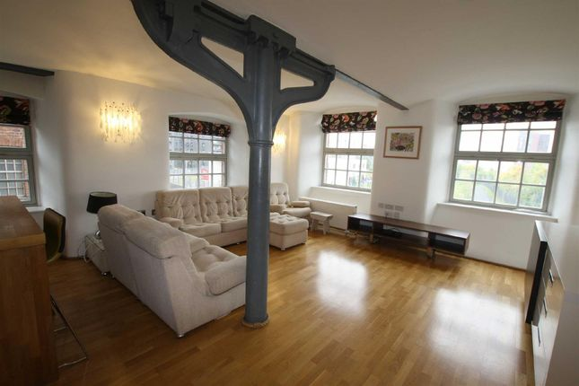 Thumbnail Flat to rent in Old Sedgwick Mill, Royal Mills, Manchester