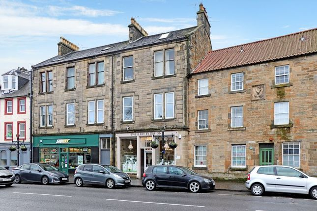 Exterior of High Street, Linlithgow EH49