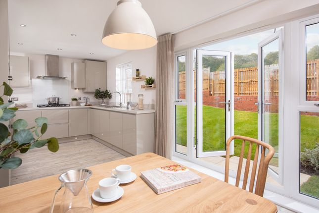 "Thumbnail Detached house for sale in ""Kingsley"" at Rydal Terrace, North Gosforth, Newcastle Upon Tyne"