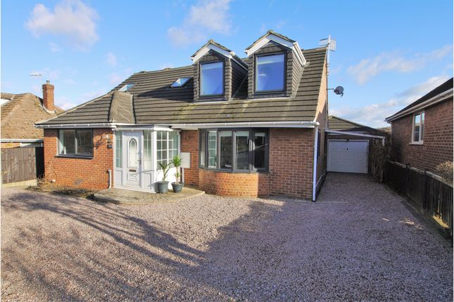 Thumbnail Detached bungalow for sale in Langer Lane, Wingerworth, Chesterfield