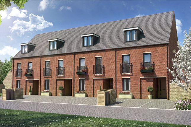 Thumbnail Terraced house for sale in 99 Sandford Townhouse, Wolvercote Mill, Oxford