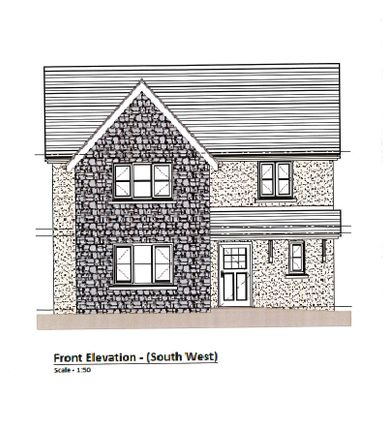 Thumbnail Detached house for sale in The Nook, William Street, Ystradgynlais, Swansea.
