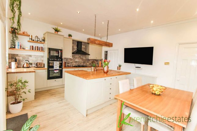 Thumbnail Semi-detached house for sale in New Hall Lane, Bolton