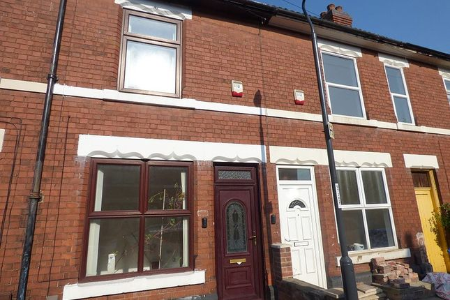 Thumbnail Terraced house to rent in Meynell Street, New Normanton, Derby