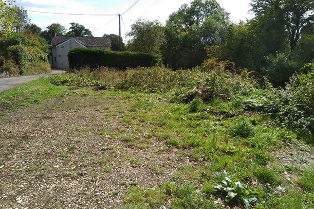 Thumbnail Land for sale in The Hunter's Moon Inn, Llangattock Lingoed, Abergavenny