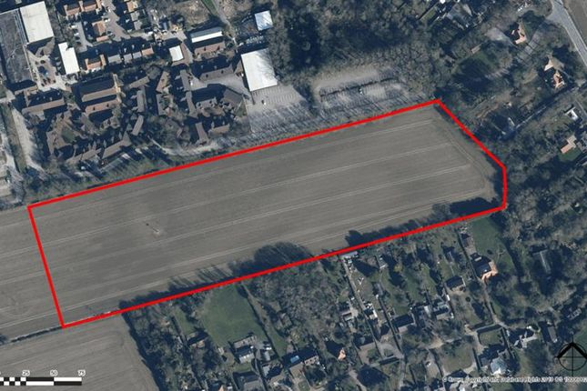 Thumbnail Land for sale in Land, Rolston Road, Hornsea