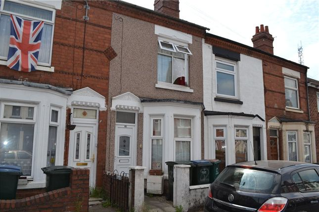 Thumbnail Terraced house for sale in Widdrington Road, Radford, Coventry, West Midlands