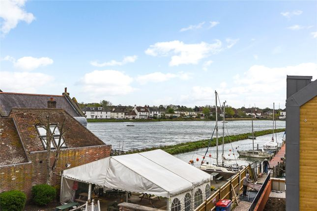 Thumbnail End terrace house for sale in Dolphin Quay, Queen Street, Emsworth, Hampshire