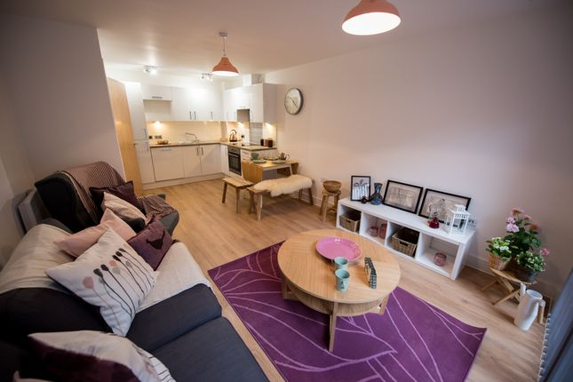 Thumbnail Flat to rent in 2 Vine Street, Liverpool