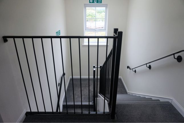 Staircase of 7 Parkinson Place, Preston PR3