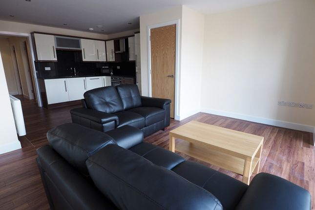 Thumbnail Flat to rent in 121 Fitzwilliam Street, Sheffield