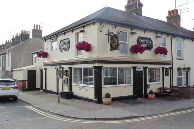 Thumbnail Pub/bar for sale in Raglan Street, Lowestoft