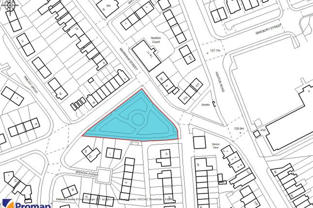 Land for sale in Land At Markham Street, Hyde