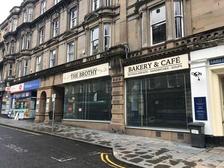 Thumbnail Restaurant/cafe to let in 30, Whitehall Street, Dundee