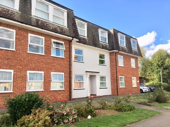 Thumbnail Flat for sale in Cecil Court, Wall Road, Ashford, Kent