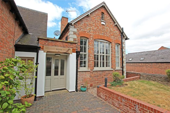 Flat for sale in Old School Yard, Sapcote, Leicester, Leicestershire