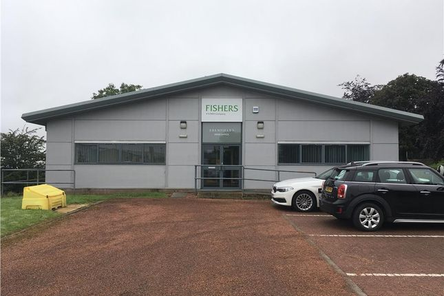 Thumbnail Commercial property for sale in Sabre House, Cupar Trading Estate, Cupar
