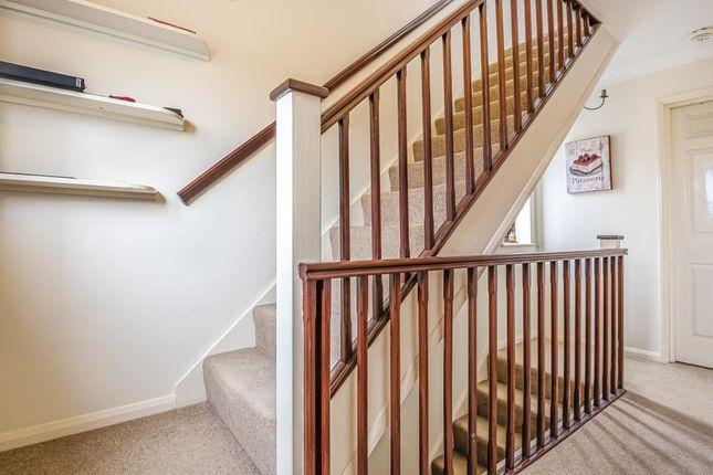 Stairway of Langdale Gate, Witney OX28