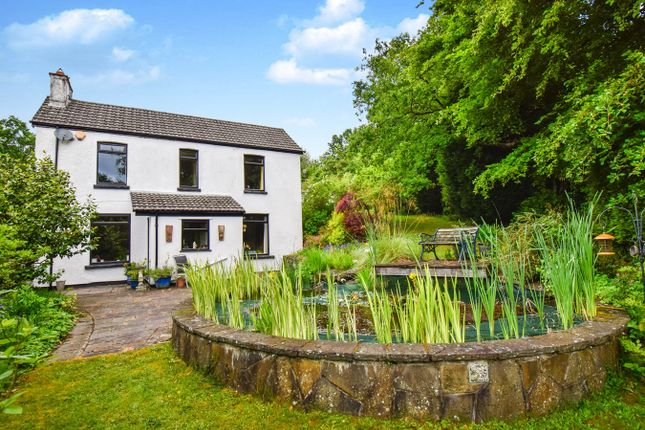 Thumbnail Detached house for sale in Bowls Lane, Caerphilly