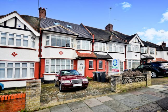 Thumbnail Terraced house for sale in Brookdale, London