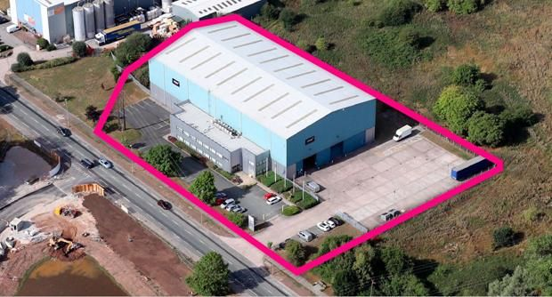 Thumbnail Commercial property for sale in Road One, Winsford Industrial Estate, Winsford
